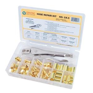 """Picture of CK-5SP Gentec Hose Repair Kit, """"A"""" &""""B"""" Fittings W/C-5,Sk Pk,500990210"""