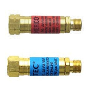 Picture of FA7RPR Gentec Flashback Arrestor,Regulator Bushing Adapter Pair