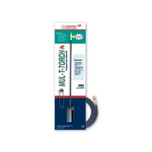 Picture of WBK-500 Gentec MUL-T-TORCH Weed Burner Torch Kit,500K BTU