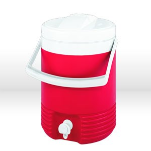 Picture of 2214 Igloo Beverage Jug,2 Gal,Legend Red