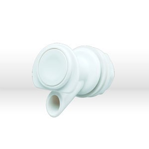 Picture of 24009 Igloo Spigot,White,Plastic