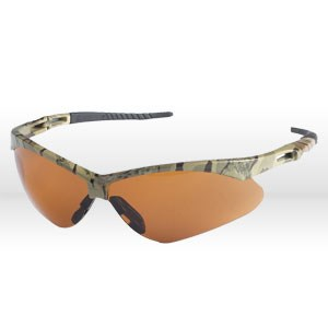 Picture of 3011375 Jackson Safety NEMESIS Eyewear,Camo,Bronze Lens,Hardcoat