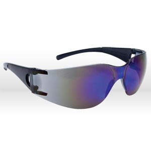 Picture of 3011380 Jackson Safety ELEMENT Eyewear,Black,Blue Mirror Lens
