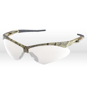 Picture of 3020706 Jackson Safety NEMESIS Eyewear,Camo,Clear Lens