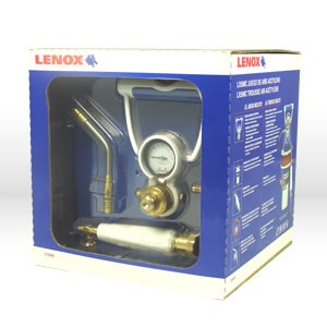"Picture of 21840 Lenox AIR ACETYLENE TORCHES,LX5MC AIR ACETYLENE KIT,Tips included/A5 1/4"" Swirl Flame"