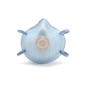 Picture of 2300N95 Moldex Industrial 2300N SERIES Disposable Respirators,Medium/Large