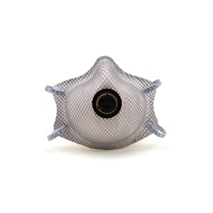 Picture of 2400N95 Moldex Industrial Disposable Respirators,Size One size