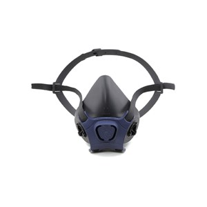 Picture of 7001 Moldex 7000 Series Reusable Half Mask Respirator,Small,Facepiece Assembly
