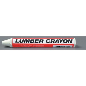 Picture of 80353 Markal Lumber Crayon #200 Lumber & Timber Marker,Black