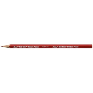 Picture of 96100 Markal Red-Riter Welders Pencils Specialty Markers,Red