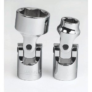 "Picture of 31150 Williams Flexible Socket,3/8"" Drive Flex Socket,6,5/8"",L 2"""