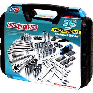 Picture of 39067 Channellock's 132 Pc Mechanic's Tool Set