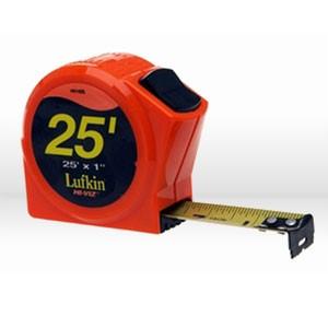 "Picture of HV1425 Lufkin 1"" x 25' Hi-Viz? Orange Series 1000 Power Tape"