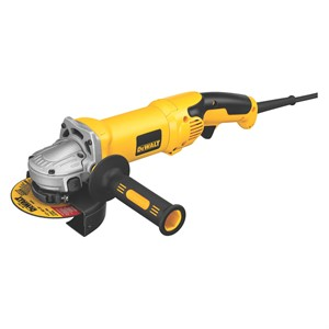 "Picture of D28065N DeWalt Grinder,5""/6"" Rat Tail SAG,No lock on trigger,RPM/9,000,Amps/13"