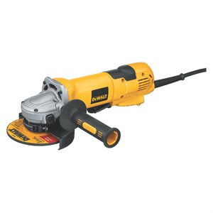"Picture of D28114N DeWalt Sm Angle Grinder,4-1/2"" to 5"",High Power"