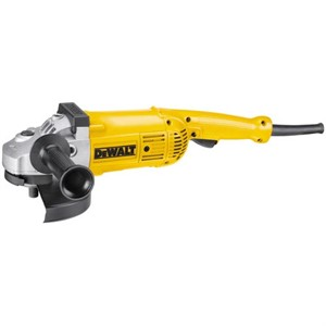 "Picture of D28494N DeWalt Large Angle Grinder, 9"",6,000rpm,4HP,5 Position Side Handle"