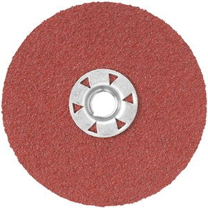 "Picture of DARC1G0115 DeWalt Coated Abrasives,4-1/2"" 16G HP QUICK LOCK FIBER DISC 15PK"