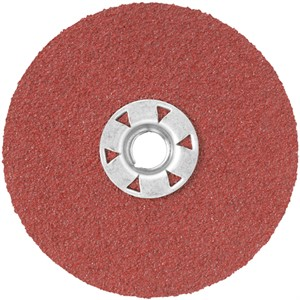 "Picture of DARC1G0215 DeWalt Coated Abrasives,4-1/2"" 24G HP QUICK LOCK FIBER DISC 15PK"
