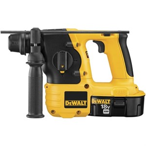 Picture of DC212KA DeWalt Cordless SDS Hammer Drill Kit