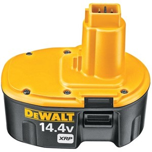 Picture of DC9091 DeWalt XRP Battery Pack,14.4V Rechargeable NiCad battery pack