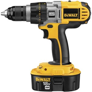 """Picture of DCD940KX DeWalt XRP Cordless Driver Drill,1/2"""",Voltage/18V,Cordless XRP Drill/Driver Kit"""