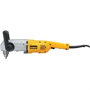"Picture of DW124 DeWalt Right Angle Drill,1/2""300/1200 RPM TIMBERWOLF"