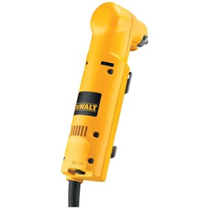 "Picture of DW160V DeWalt Right Angle Drill,3/8"",Amps/3.2"