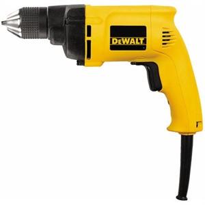 """Picture of DW222 DeWalt 3/8"""" 0-1200 rpm VSR Drill w/Keyless Chuck 6.7 amp"""