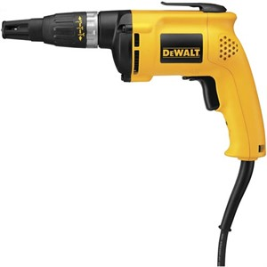 Picture of DW252 DeWalt Drywall Screwdriver,0-4000 DRYWALL SCREWDRIVER 6.0 AMP