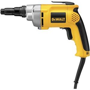 Picture of DW268 DeWalt Electric Screwdriver,0-2500 RPM VSR VERSA CLUTCH SCREWDRV 6.5 AMPS