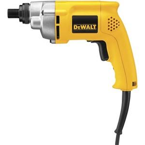 Picture of DW284 DeWalt 0-2500 rpm VSR Positive Clutch Power Unit 6.5 amp