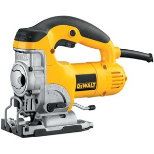 Picture of DW331K DeWalt VS Premium Jigsaw 6.5A-Keyless