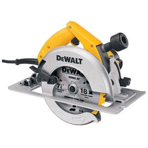 """Picture of DW364 DeWalt 7-1/4"""" REAR PIVOT CIRC. SAW W/BRAKE"""