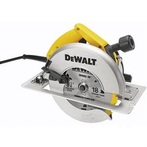 """Picture of DW384 DeWalt 8-1/4"""" REAR PIVOT CIRC. SAW W/BRAKE"""
