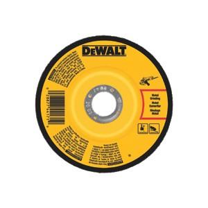 "Picture of DW4623 DeWalt Bonded Abrasive,5""x1/4""x5/8""-11 General Purpose Metal Grinding Wheel"