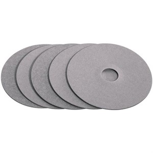 "Picture of DW4939 DeWalt 4-1/2"" Paper Board Backing Pad,Gray,5/8""-11 Screw-On"