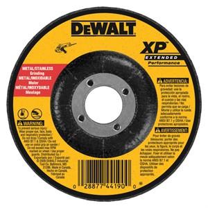 "Picture of DW8820 DeWalt Bonded Abrasive,6""x1/4""x7/8"" Zirconia Abrasive"