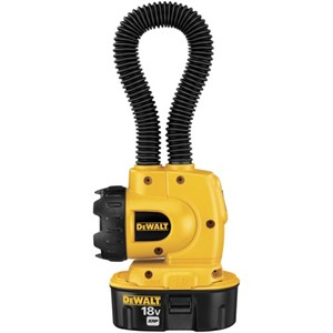 Picture of DW919 DeWalt Area Light,18.0V FLEXIBLE FLOODLIGHT