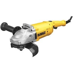 Picture of DWE4517 DeWalt Large Right Angle Grinder,Guard,Low Profile,8000rpm,4HP