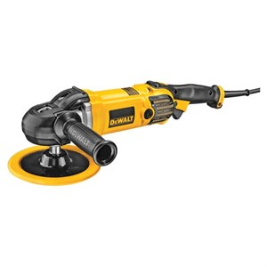 """Picture of 849X DeWalt 7""""/9"""" Variable Speed Polisher W/ Soft Start"""