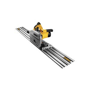 "Picture of DWS520SK DeWalt Heavy-Duty 6-1/2 (165mm) TrackSaw Kit W/59"" Track"