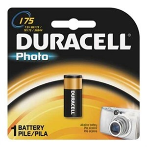 Picture of MN175BPK09 Duracell Specialty Alkaline Photo Battery,7.5V