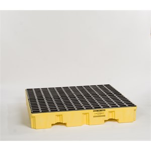 Picture of 1645 Eagle Spill Containment Pallet,HAZ-MAT Product spill platform