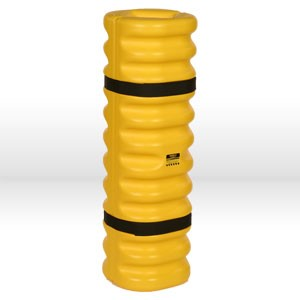 """Picture of 1708 Eagle COLUMN PROTECTORS,8"""" Column Protector,Yellow"""