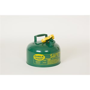 Picture of UI-20-SG Eagle Cans,Metal- Green (Oils or Combustibles),2 Gal