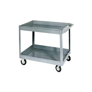 "Picture of 140024 Jet Service Cart,SC-2436,24""x36"" Shelves,500 lbs"