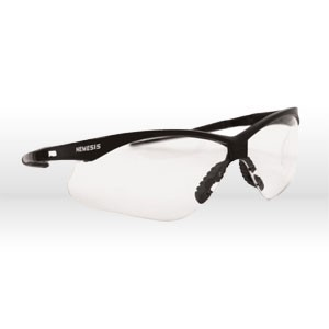 Picture of 3000355 Jackson Safety NEMESIS Glasses,Black,Clear Lens