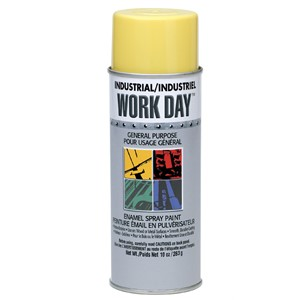 Picture of A04402000 Krylon Industrial Work Day Enamel Paint Gloss Black,16 oz