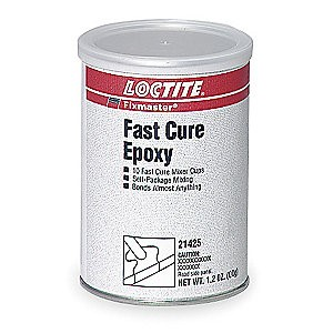 Picture of 21425 Loctite Epoxy,FIXMASTER Fast Ccure Epoxy,4 gm