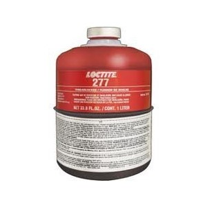 Picture of 27743 Loctite Thread Sealant,1 LTR 277 THREADLOCKER
